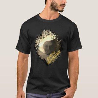Sepia Ghostly Impression T-Shirt