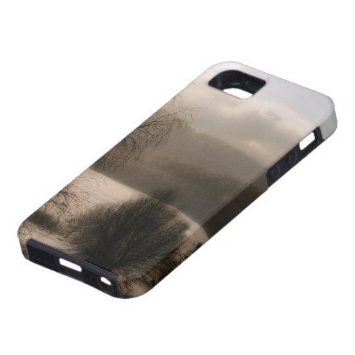 Sepia iPhone 5 Case-Mate Fundas