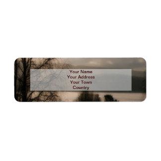 Sepia Label