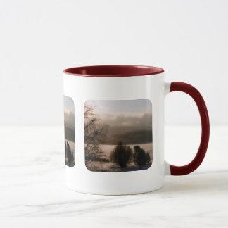 Sepia Mug