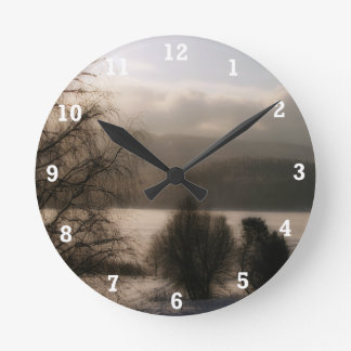 Sepia Reloj