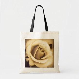 Sepia Rose Bag