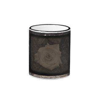 Sepia Rose Mug