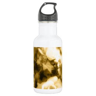 Sepia Roses Photography Water Bottle