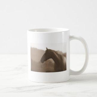 Sepia Silhouette Mug