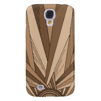 Sepia Sunrise Galaxy S4 Cover
