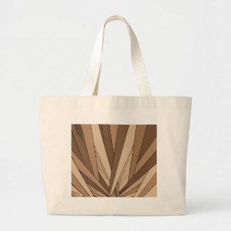 Sepia Sunrise Jumbo Tote Bag