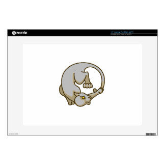 Sepia Tailchaser Skin For Laptop