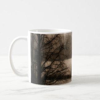 Sepia Taza De Café