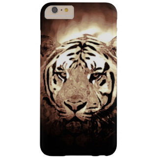 Sepia Tiger iPhone 6 Plus Case