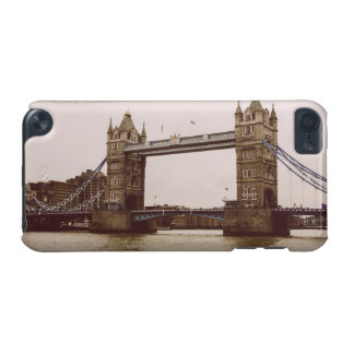 Sepia Tower Bridge, London, United Kingdom iPod Touch (5th Generation) Case