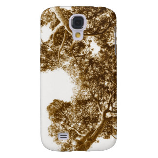 Sepia twin pines samsung galaxy s4 cover
