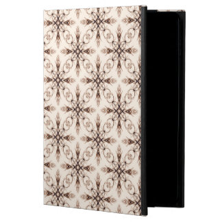 Sepia Woodland Victorian Fractal Art Powis iPad Air 2 Case