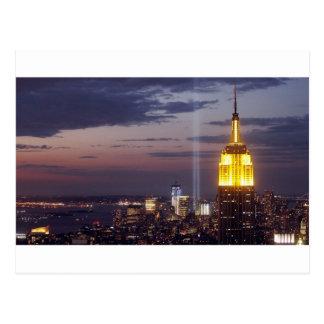 sept 11 2001 postcards