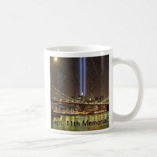 Sept. 11th Memorial! Coffee Mug
