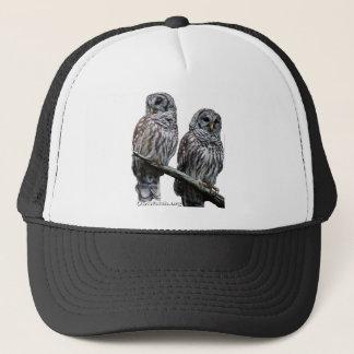 Sept 2014 - OwlWatch Owls Trucker Hat