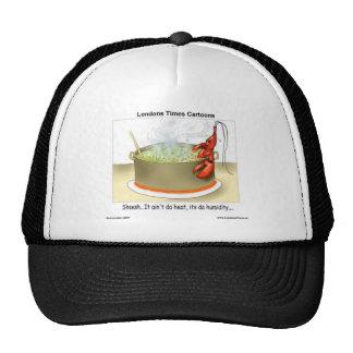 sept lobster humidity credits trucker hats