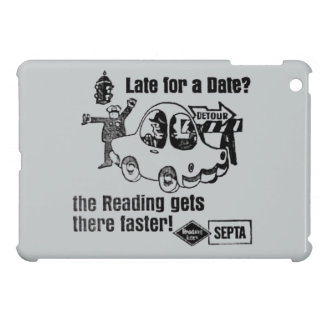 Septa Reading Lines Service Cover For The iPad Mini