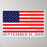 September 11, 2001 poster