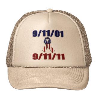 September 11, 2001 Ten Year Anniversary Trucker Hat