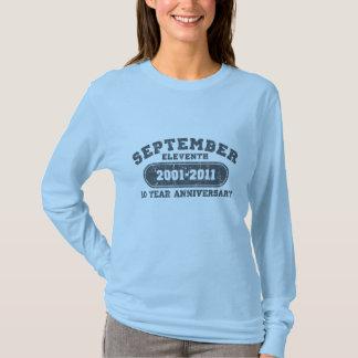September 11 - 2011 Anniversary T-Shirt