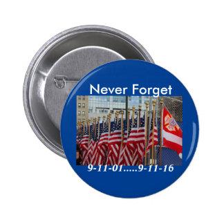 September 11 button