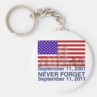 September 11 keychains