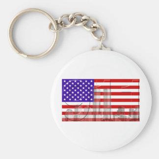 September 11 keychain