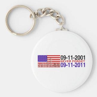 September 11 key chains