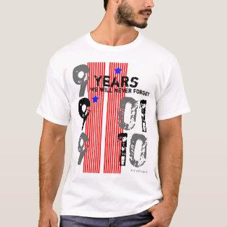 September 11 Memory In 9 Years T-Shirt