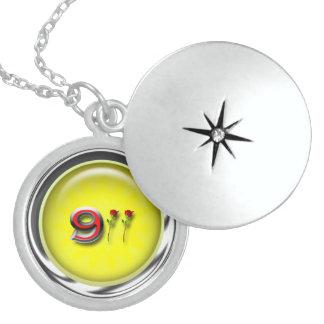 September 11 pendant