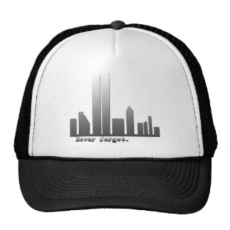 September 11 Never Forget Products Trucker Hat