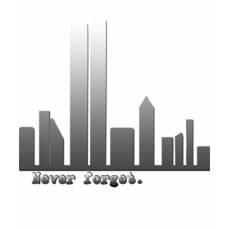 September 11 Never Forget Products shirt