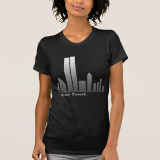 September 11 Never Forget Products T-shirts