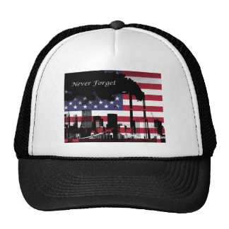 September 11 Never Forget Trucker Hat