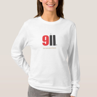 September 11 Twin Towers T Shirt