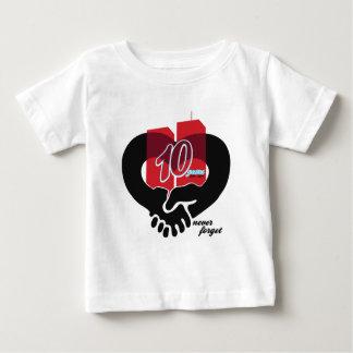 September 11th Embrace Baby T-Shirt
