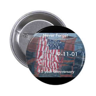 September 11th Fifteen years later Button