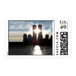 September 11th stamp
