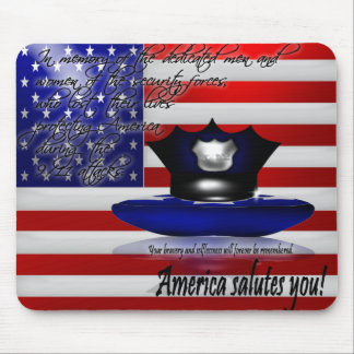 September 11th World Trade Centre Attacks  Mousepa Mouse Pad