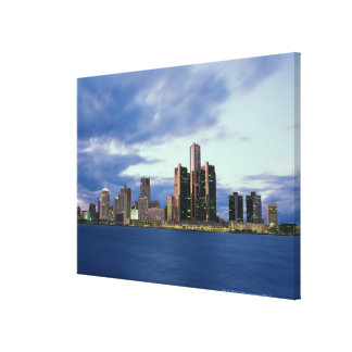 September 2000. From Windsor, Ontario, Canada Gallery Wrapped Canvas