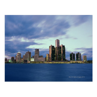 September 2000 From Windsor Ontario Canada Post Card