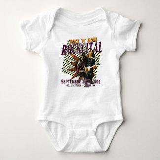 September 26, 2009 Rockcital Baby Bodysuit