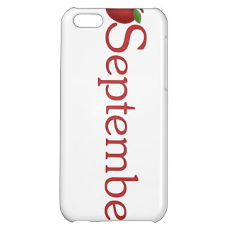 September Birth Month iPhone 5 Case