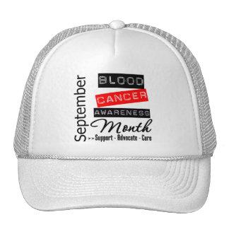 September - Blood Cancer Awareness Month Hat
