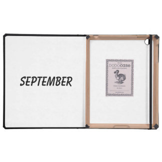 september cases for iPad