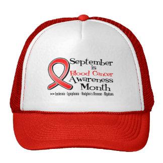 September is Blood Cancer Awareness Month Hat