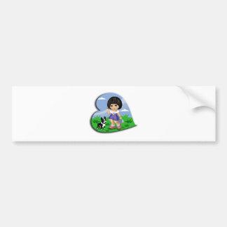 SEPTEMBER IS: Children's Cancer Awareness Month Bumper Sticker