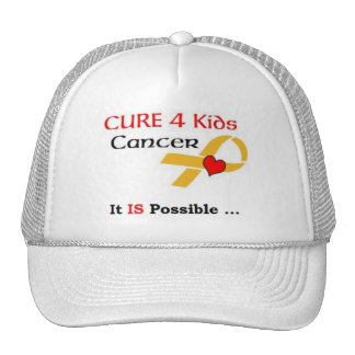 SEPTEMBER IS: CHILDREN'S CANCER AWARENESS MONTH HAT
