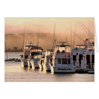 September Mist Card